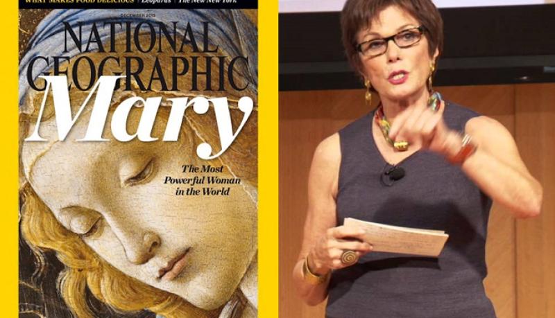 ¿Quién está detrás del artículo del «National Geographic» sobre la Virgen?