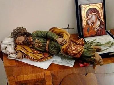 Revelación: ¡el truco del Papa Francisco para que San José le ayude con los asuntos complicados!