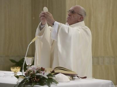 Papa Francisco: Un cristiano no puede mentir ni llevar una doble vida