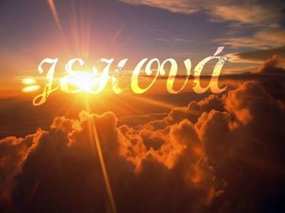 """¿De dónde viene la palabra """"Jehova""""?"""