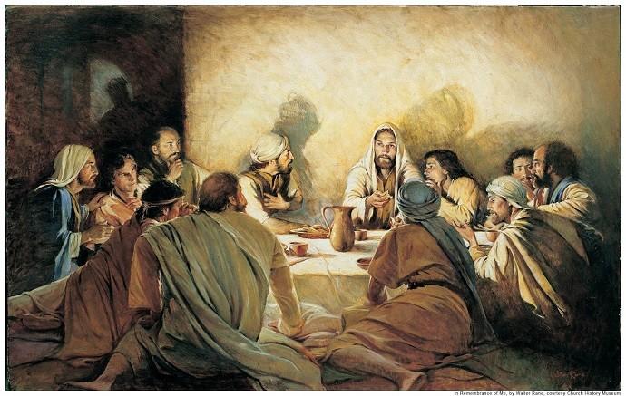 Resultado de imagen de jesús nos dice: «Os doy un mandamiento nuevo: que os améis unos a otros.