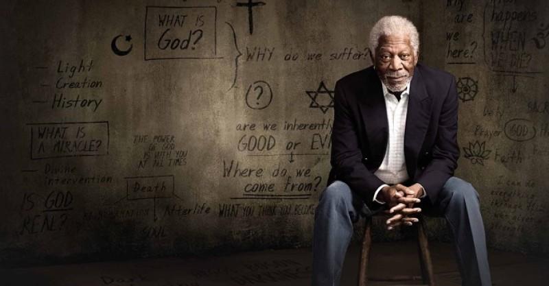 Morgan Freeman busca a Dios