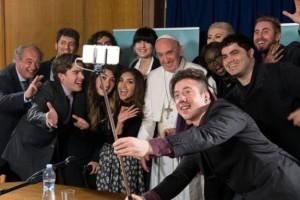"""""""La amistad es lo contrario de la cultura del descarte"""" Papa Francisco"""