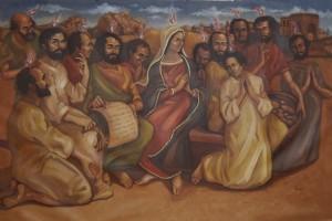 «Quedaron todos llenos del Espíritu Santo y se pusieron a hablar en otras lenguas»