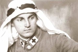 Poeta, enfermero voluntario, abogó por los judíos ante Hitler… y fotografió el genocidio armenio