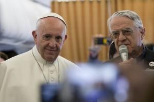 El Papa: 'Europa necesita creatividad y fecundidad'
