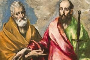 «Tú eres Pedro, y sobre esta piedra edificaré mi Iglesia»