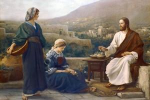 «María ha elegido la parte buena, que no le será quitada»