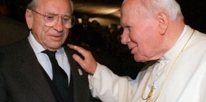El Buen Samaritano: San Juan Pablo II