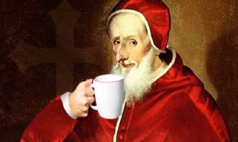 ¿Te gusta el café? Agradécele al Papa Clemente VIII