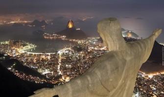 ¿Cómo llegó a Río la estatua del Cristo Redentor?