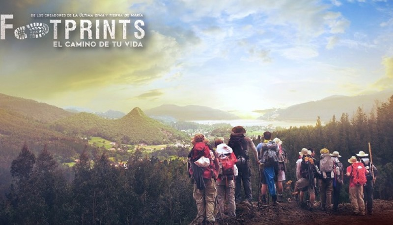 «Footprints», la película de Cotelo sobre el Camino de Santiago, nació tras un desafío provocador