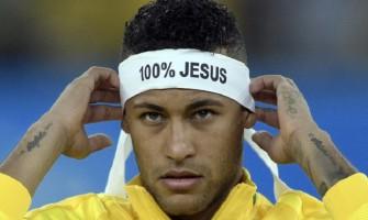 100% Jesús: El COI protesta por la cinta, ¡pero el oro es para Cristo!