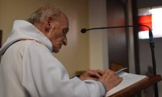 """Recemos por la paz"", la carta profética del Padre Hamel"