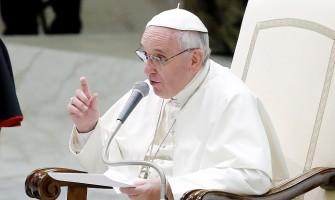"""El Papa Francisco: """"Dios nos ama con un amor tan grande que nos parece imposible"""""""
