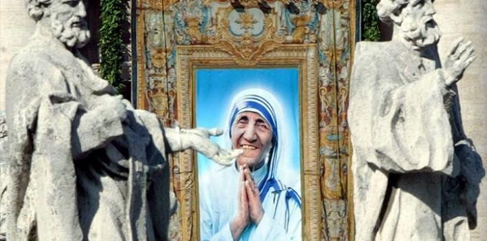 Santa Teresa de Calcuta…ruega por nosotros