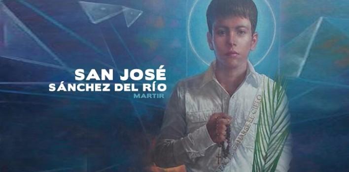 ¿Cómo fue el martirio del niño cristero San José Sánchez del Río?
