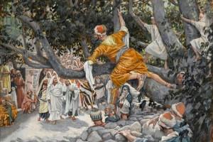 «Hoy la salvación ha llegado a esta casa»