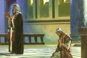 «Porque todo el que se ensalce, será humillado; y el que se humille, será ensalzado»