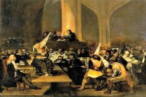 Brujería, Inquisición, tribunales civiles y aborto