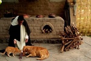 Nueva miniserie sobre San Martín de Porres, fray Escoba