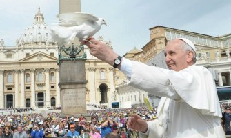 Mensaje del Santo Padre Francisco Jornada mundial de la Paz ,1 enero 2017