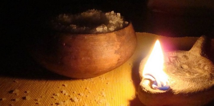 «Vosotros sois la sal de la tierra»
