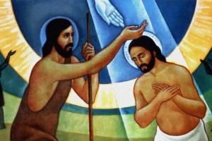 «Soy yo el que necesita ser bautizado por ti»