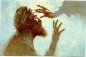 «¿Y quién es, Señor, para que crea en él?»