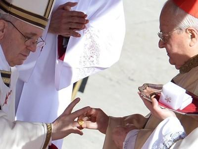 7 datos interesantes que no sabías sobre el Anillo del Papa