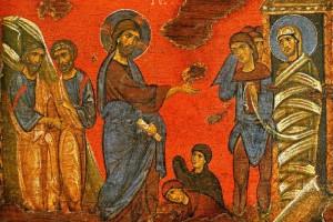 «Yo soy la resurrección, el que cree en mí, aunque muera, vivirá»