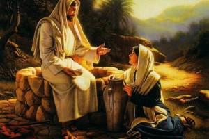 «Señor, dame de esa agua, para que no tenga más sed»