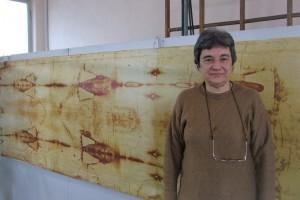 El misterio que revela la Sábana Santa enamoró a la científica Emanuela Marinelli