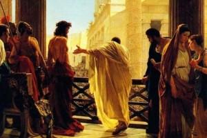 Las irregularidades en el proceso a Jesús