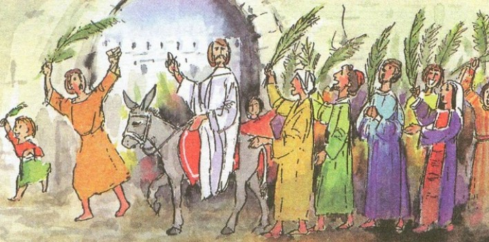 «¡Hosanna al Hijo de David!»