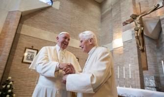 El querido Benedicto XVI cumplió 90 años este Domingo de Resurrección