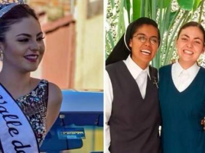 Reina de la belleza mexicana opta por la vida religiosa