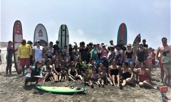 Surf Camp para niños con y sin Habilidades Diferentes