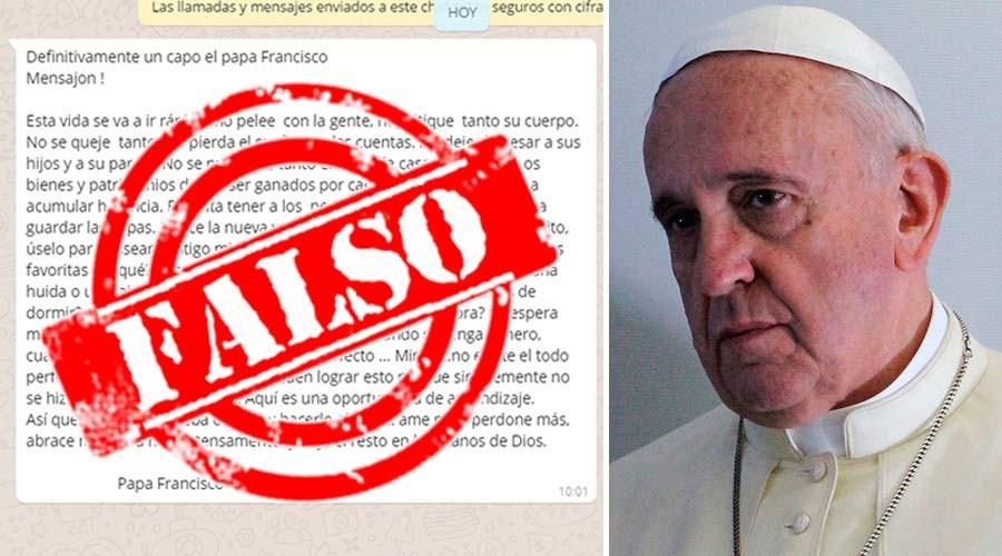 Y El Papa Francisco Realmente Dijo Eso Razones Para Creer