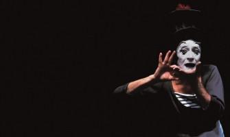 Los admirables inicios del famoso mimo Marcel Marceau
