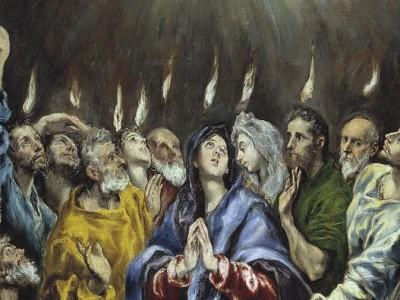 Homilía de Pentecostés: el Soplo del Amor