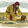 «El Reino de los Cielos se parece a un tesoro escondido en un campo»