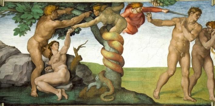 ¿Por qué hay desnudos en el arte sacro?