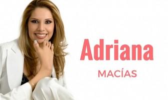 Sin brazos, Adriana Macías es madre, escritora y conferenciante: no pierdas tiempo en quejas, dice..