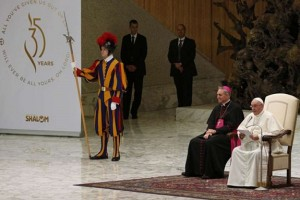 """El Papa Francisco a los jóvenes: """"¡Rompan el espejo del narcisismo!"""""""