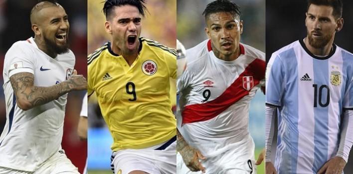 Dios y las eliminatorias sudamericanas Rusia 2018