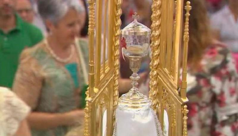Se cumplen 81 años de portento de Hostias incorruptas en España