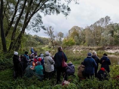 Más de un millón de personas se unen al 'Rosario en las Fronteras' en Polonia