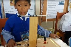 Tiene siete años y un plan para salvar vidas ante los terremotos
