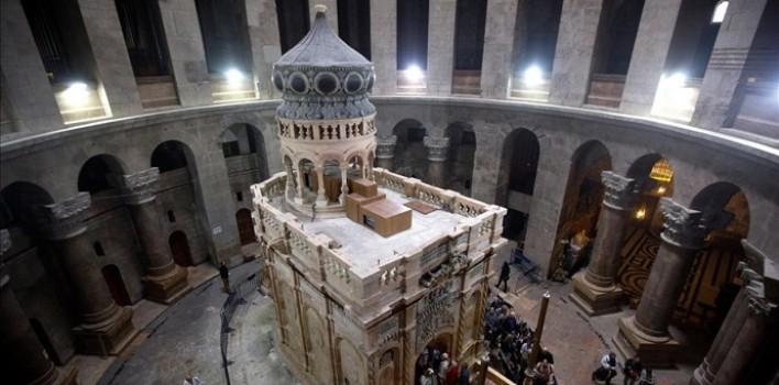 National Geographic revela nuevos datos que confirman autenticidad del Santo Sepulcro